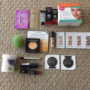 New makeup bundle